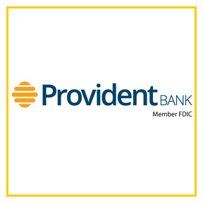 Provident Bank Sponsorship Logo