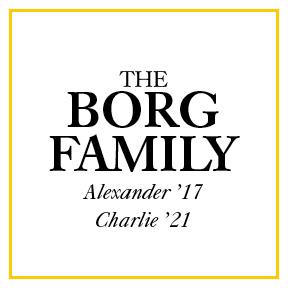 The Borg Family Sponsorship Logo